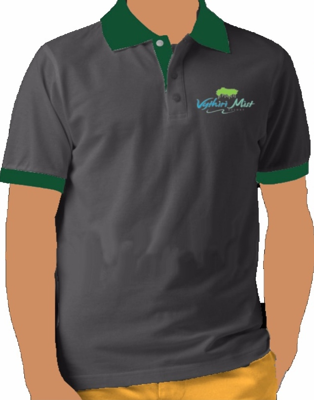 Custom Polo T Shirts With Logo Printing In Tirupur Sk Tshirts