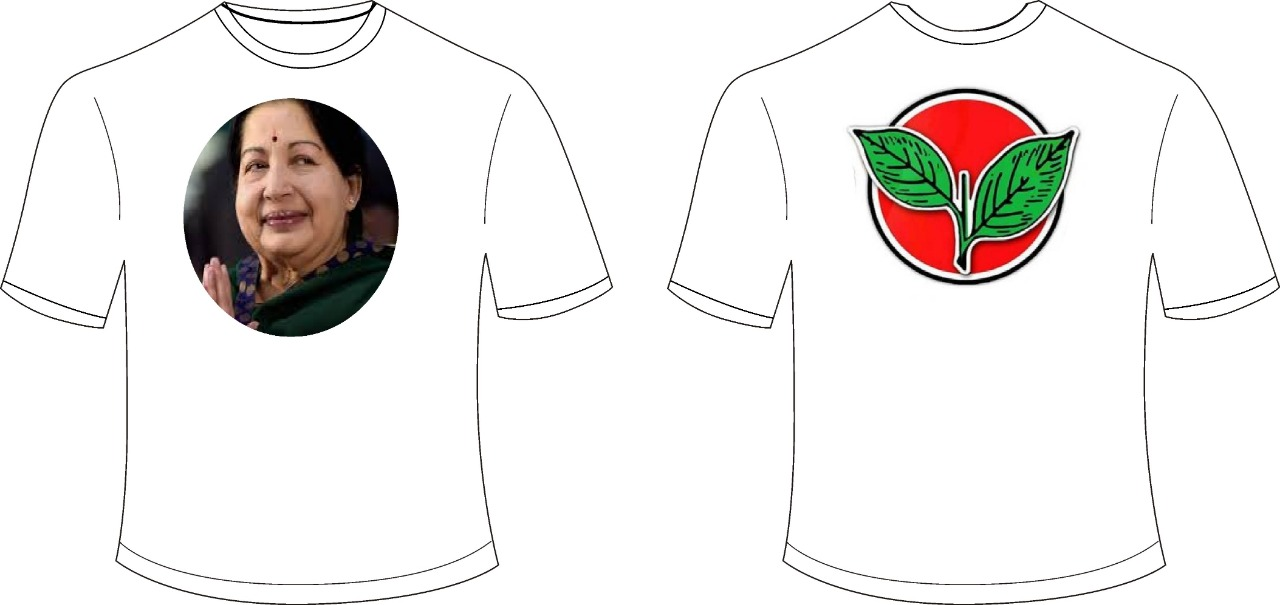 ADMK Election tshirt