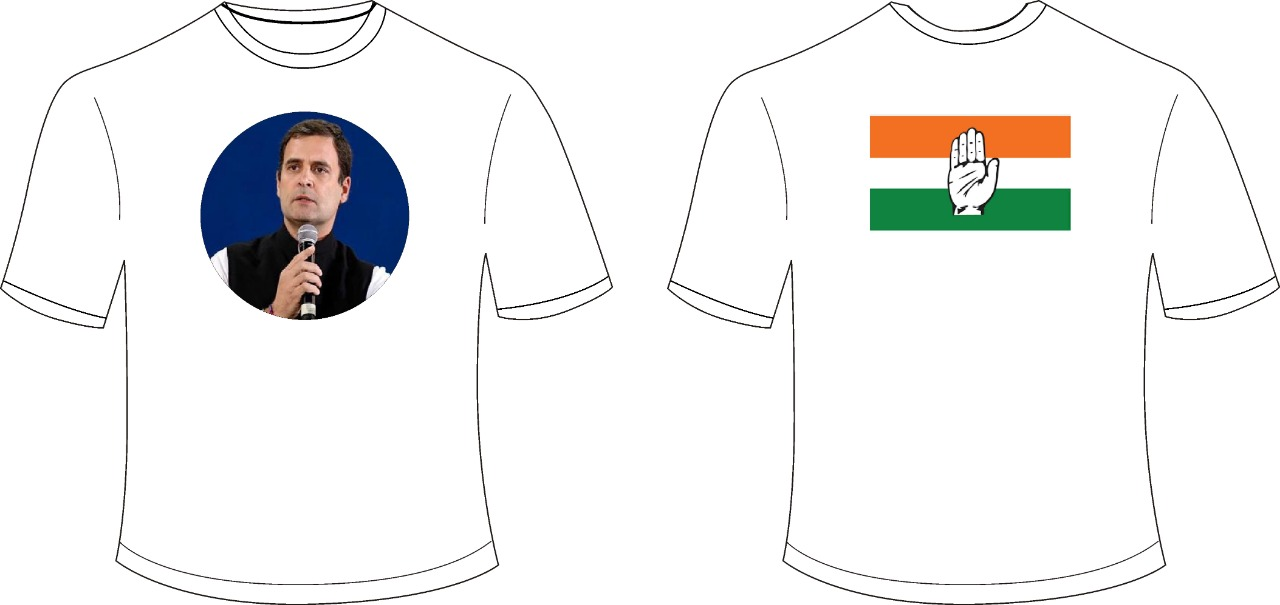 congress election tshirt