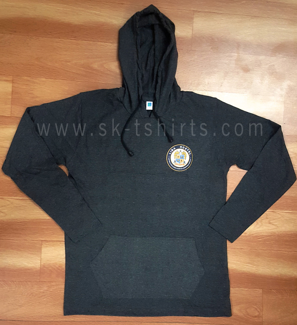hooded full sleeve tshirt
