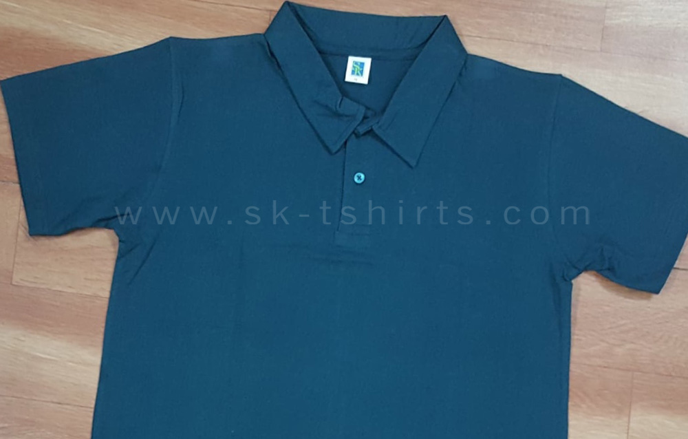 Blank or Plain Cotton Polo Tshirt