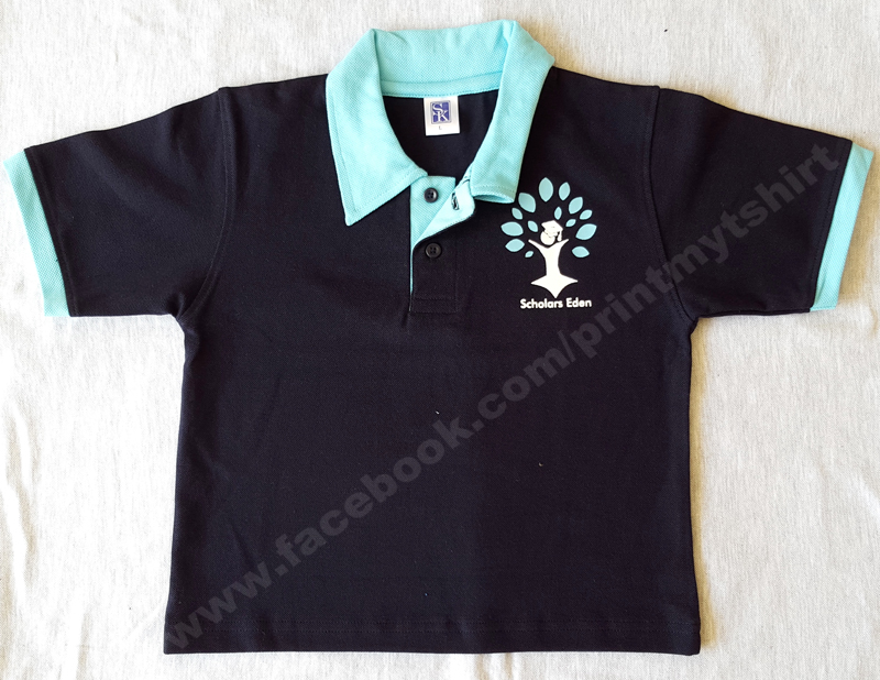 School Uniform TShirt with printing