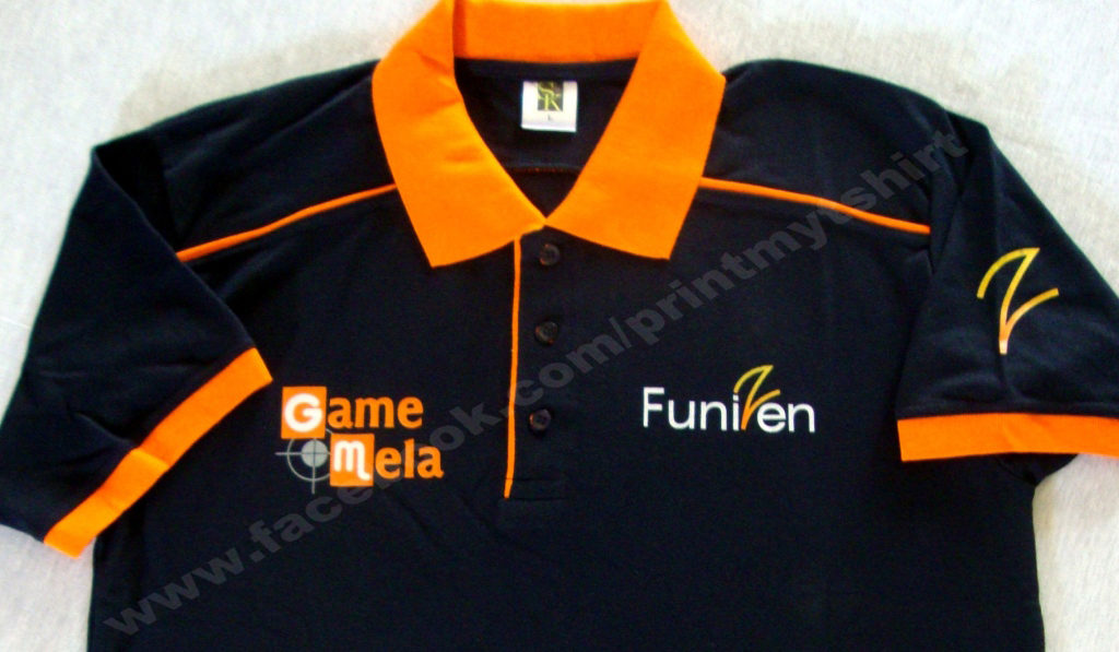 Corporate Polo Tshirt
