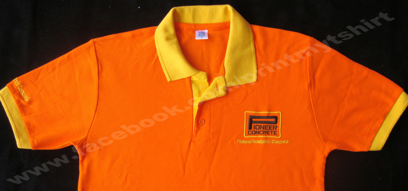 Cotton Polo Tshirt for workers/labours
