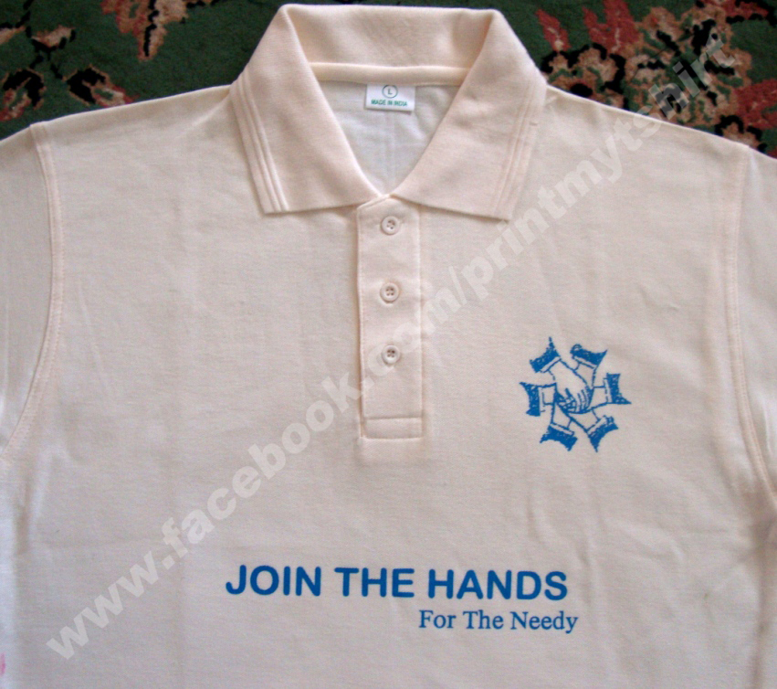 648cc7692 T shirt for service organisation