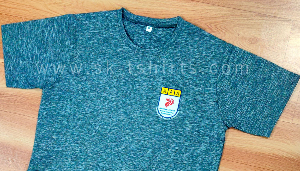 Jersey tshirt with Logo