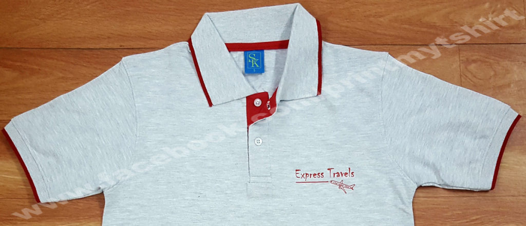 Custom Corporate Tshirt