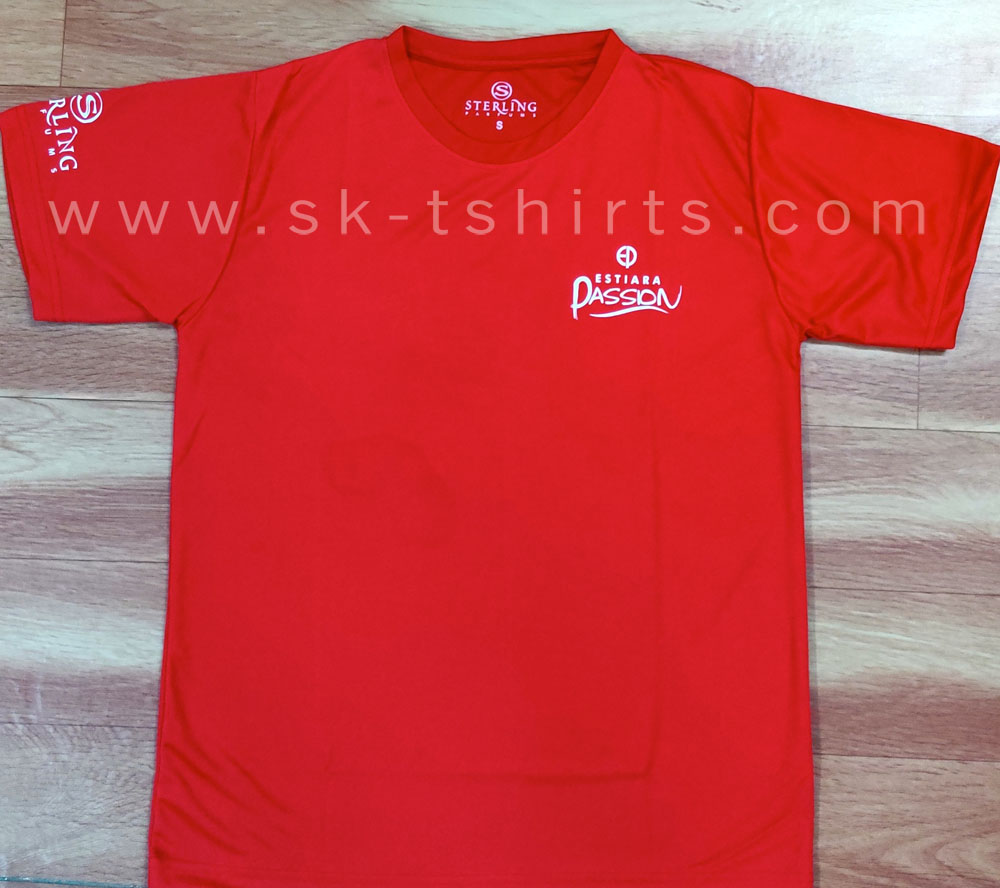Sales promotion tshirt