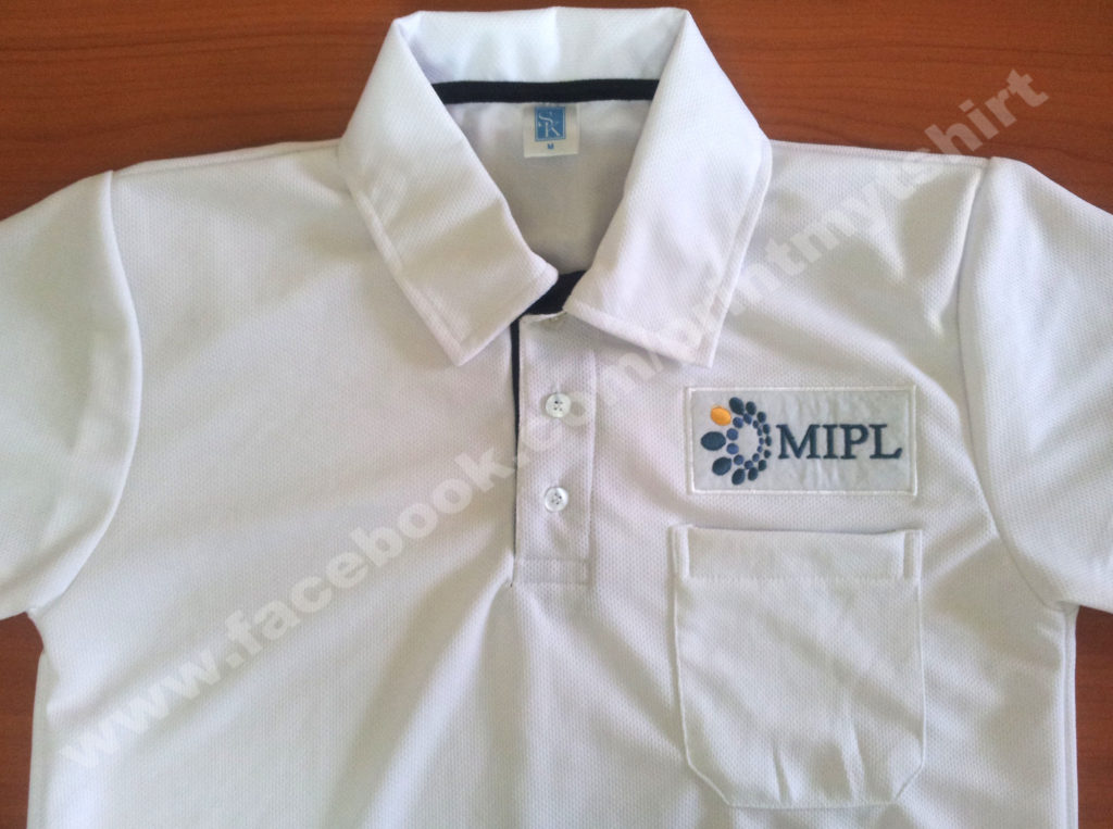 how to get uniform t-shirts made with our logo?