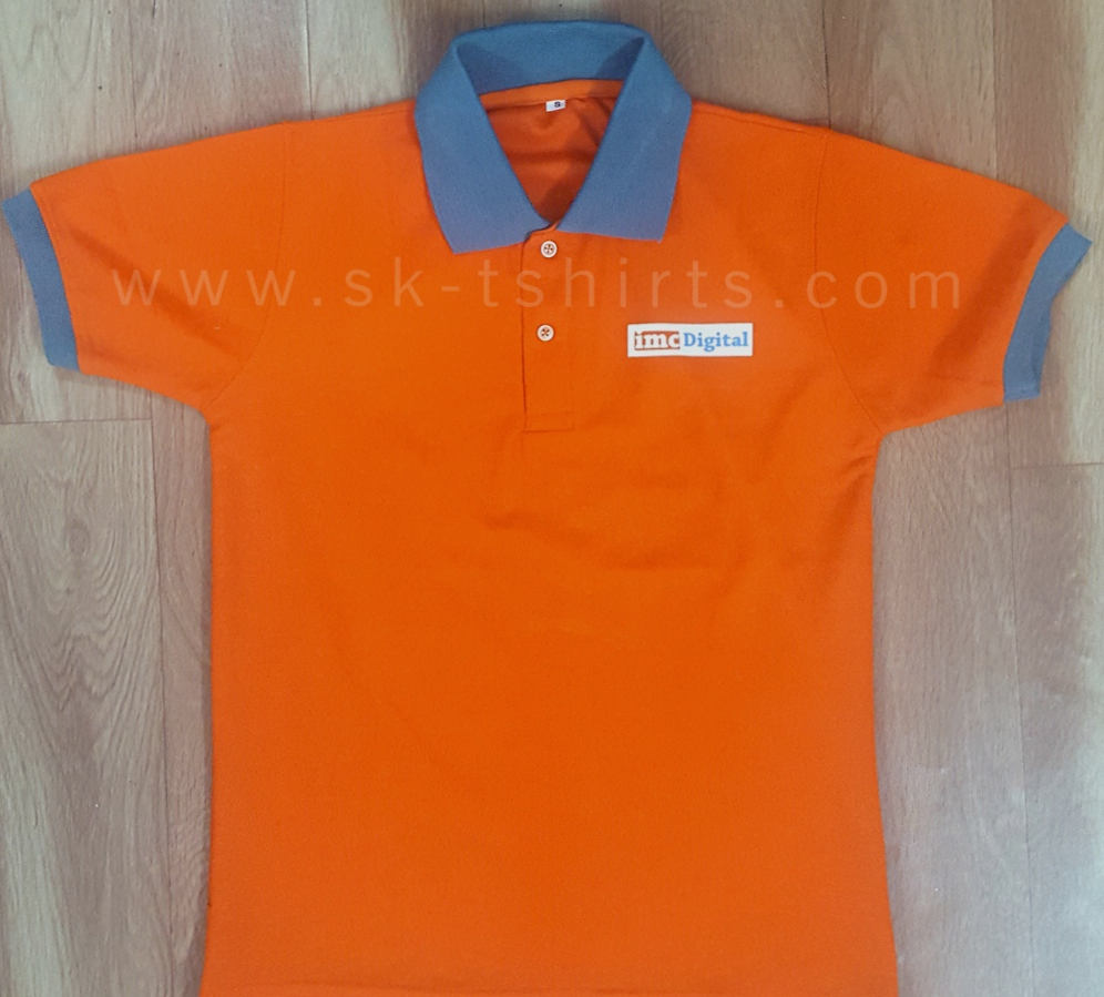 Uniform Polo Tshirt with logo