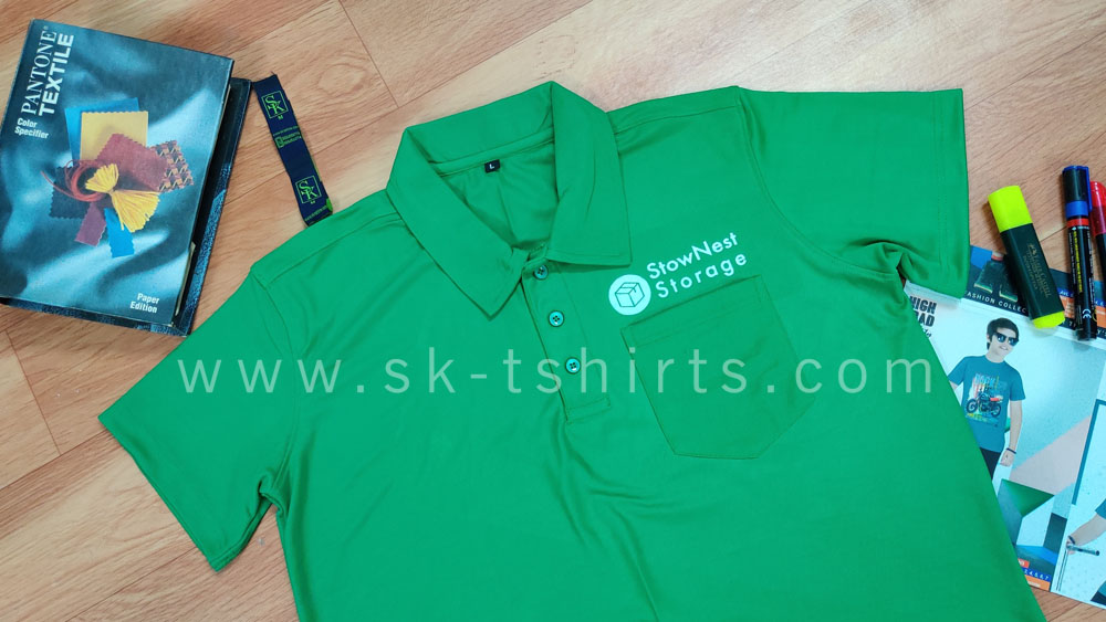 What is the best way to market your brand name and products/services for long lasting results? Use customised Uniform T-shirts!