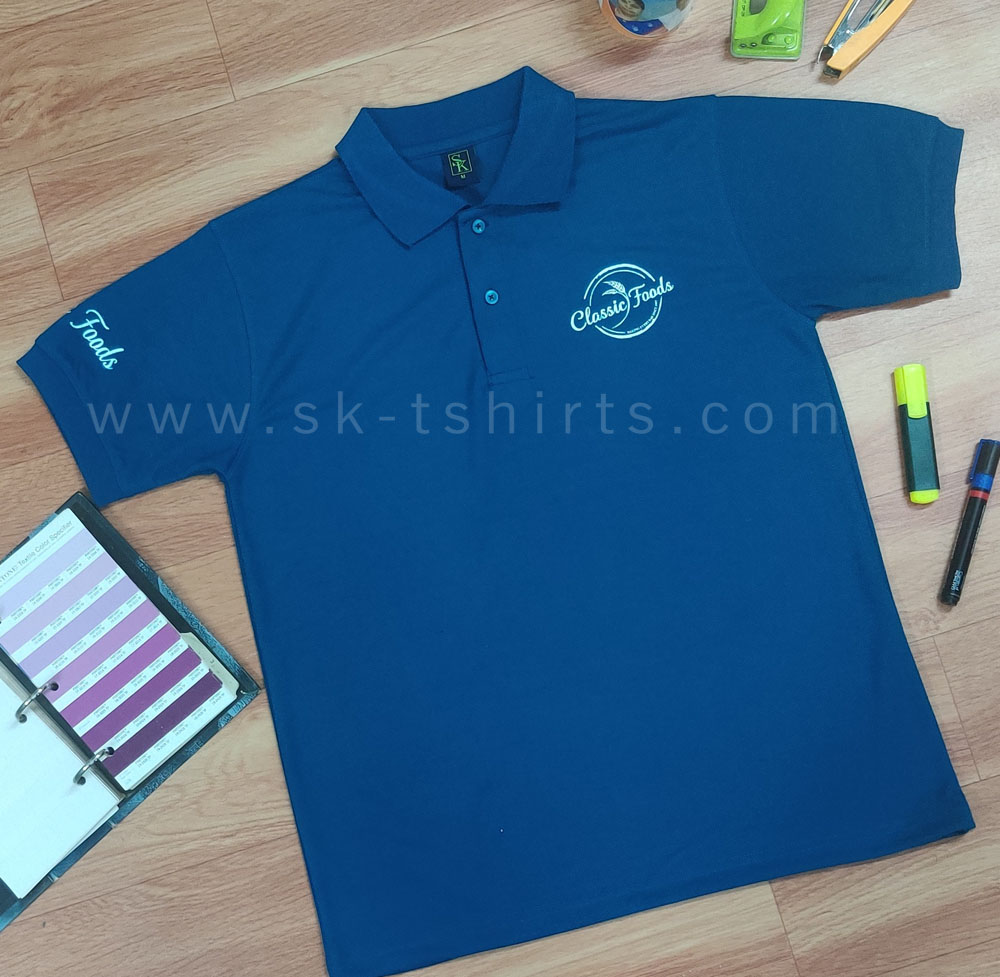 Custom Uniform t-shirts for Bakery & Confectioners