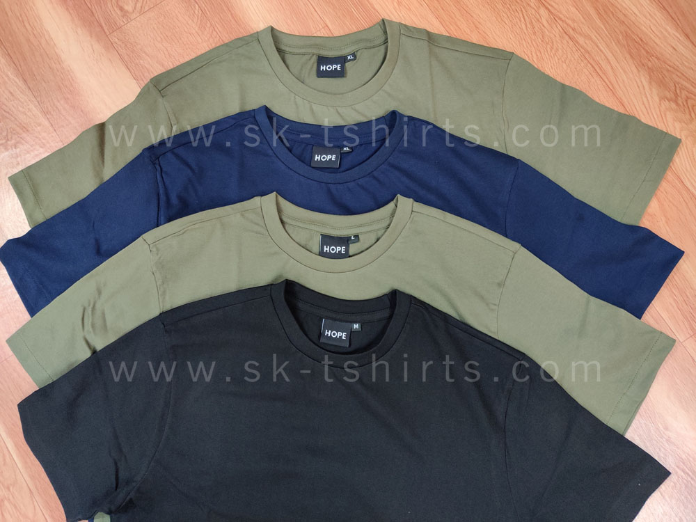 Want to buy blank or plain t-shirts in bulk?                                        Buy them direct from factory - SK -Tshirts!