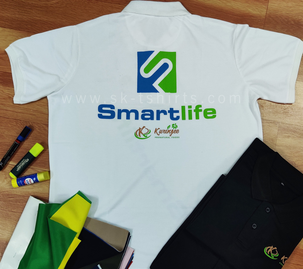 Best place for Polo t-shirt for uniform with logo printing
