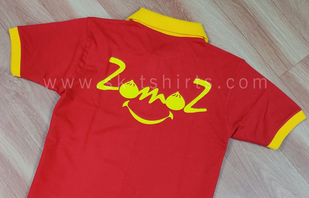 Custom printed Uniform t-shirt